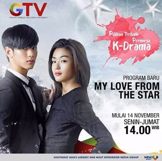 Sinopsis My Love From The Star GTV