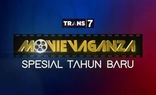 Daftar Lengkap dan Jadwal Tayang Movievaganza Trans7 Spesial Tahun Baru