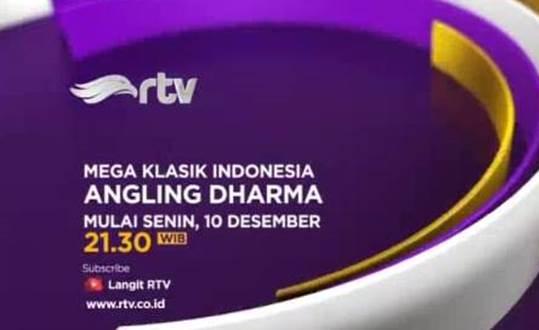 Sinopsis Angling Dharma RTV