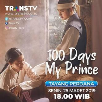 100 Days My Prince Tayang di Trans TV, Ini 5 Alasan Harus Nonton!