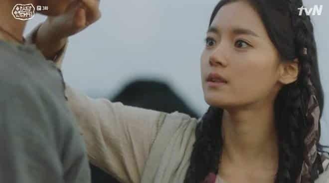 10 Potret Go Bo Gyeol, Pemeran Chae Eun di Arthdal Chronicles