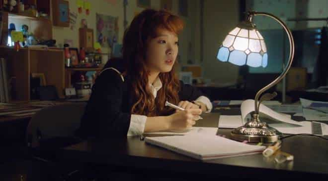 Sinopsis Cheese in the Trap Trans TV Episode 2