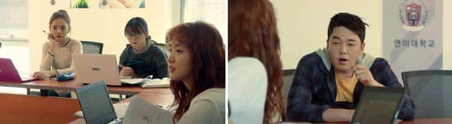 Sinopsis Cheese in the Trap Trans TV Episode 3