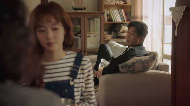 Sinopsis Cheese in the Trap Trans TV Episode 4