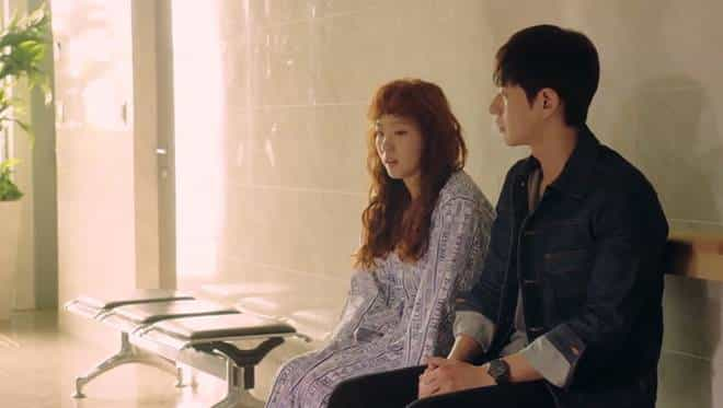 Sinopsis Cheese in the Trap Trans TV Episode 7