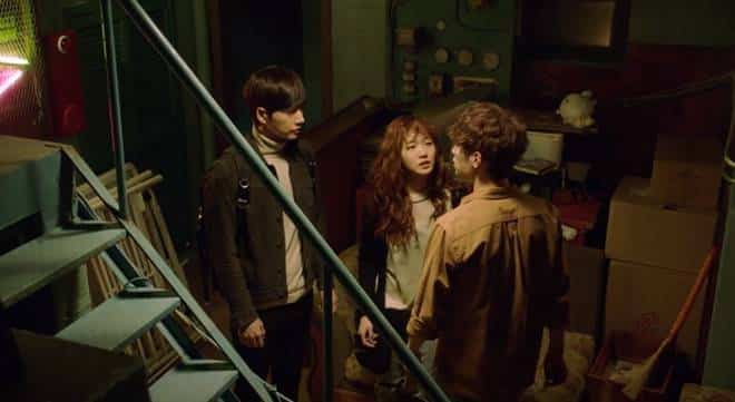 Sinopsis Cheese in the Trap Trans TV Episode 8
