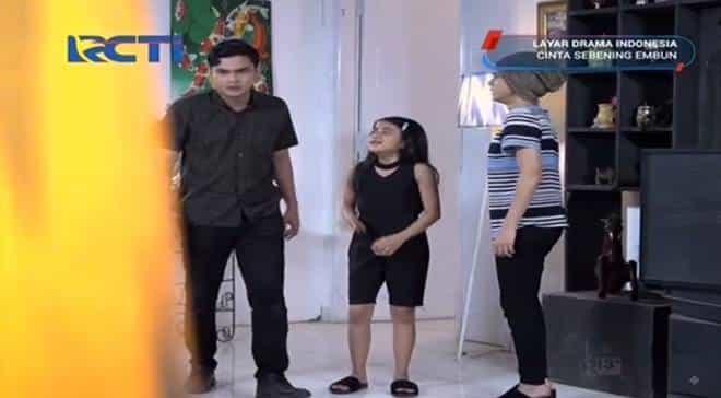 Sinopsis Cinta Sebening Embun Hari Ini Senin, 10 Juni Episode 71-72