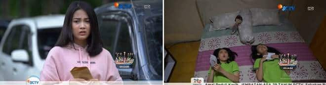 Sinopsis Topeng Kaca SCTV Hari Ini Minggu, 16 Juni 2019 Episode 7