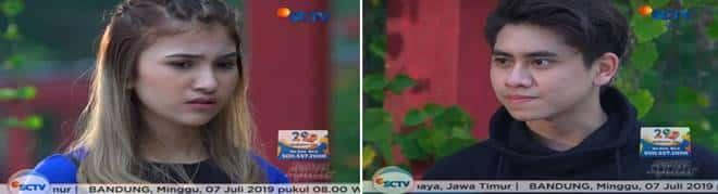 Sinopsis Topeng Kaca SCTV Hari Ini Senin, 24 Juni 2019 Episode 15