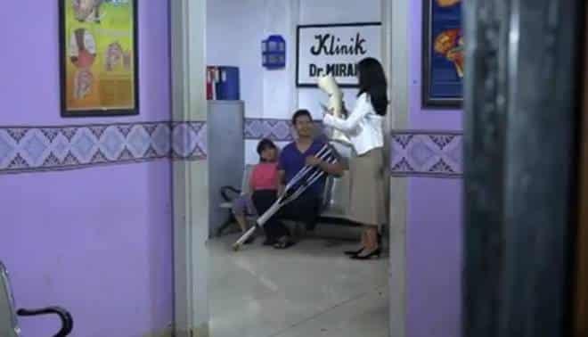 Sinopsis Cinta Sebening Embun Hari Ini Rabu, 3 Juli 2019 Episode 104