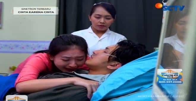 Sinopsis Cinta Karena Cinta SCTV Episode 7-10