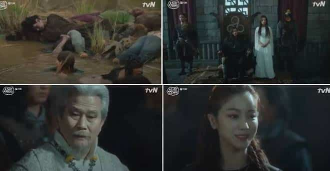 Sinopsis Arthdal Chronicles Episode 13