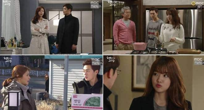 Sinopsis Person Who Gives Happiness Episode 43