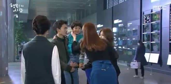 Sinopsis Person Who Gives Happiness Episode 8
