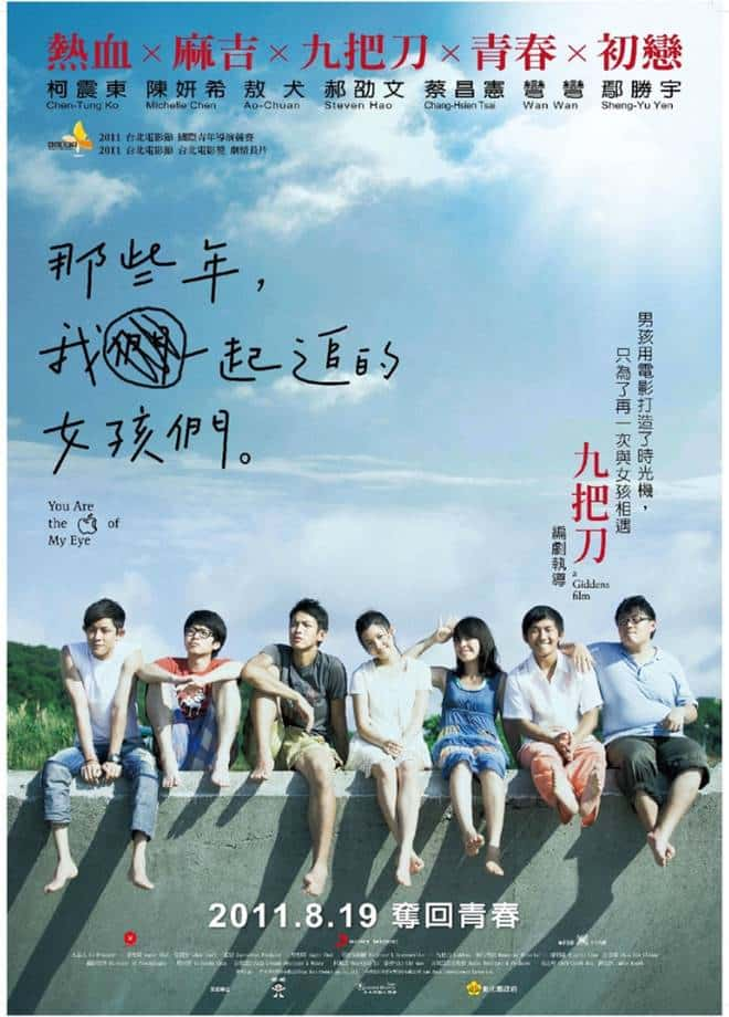 Sinopsis Film You Are the Apple of My Eye