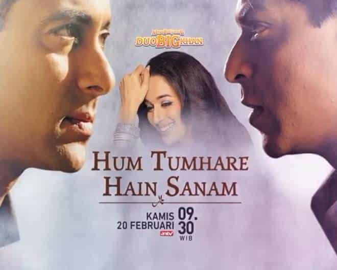SINOPSIS Film Hum Tumhare Hain Sanam
