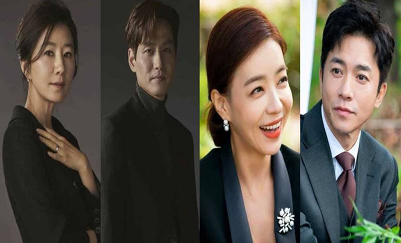 Daftar Pemain The World of the Married (2020)