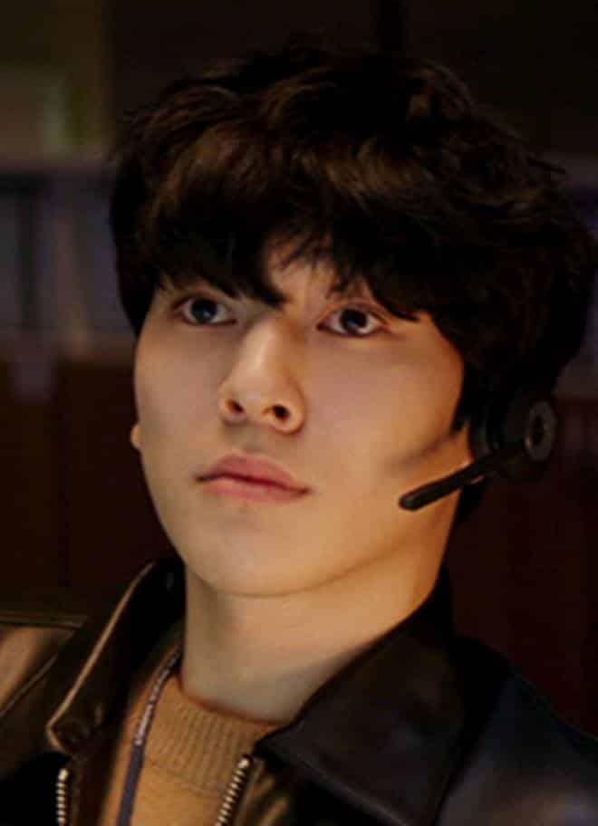 Jung Ha-Joon sebagai pemeran Hwang Bong-Kook
