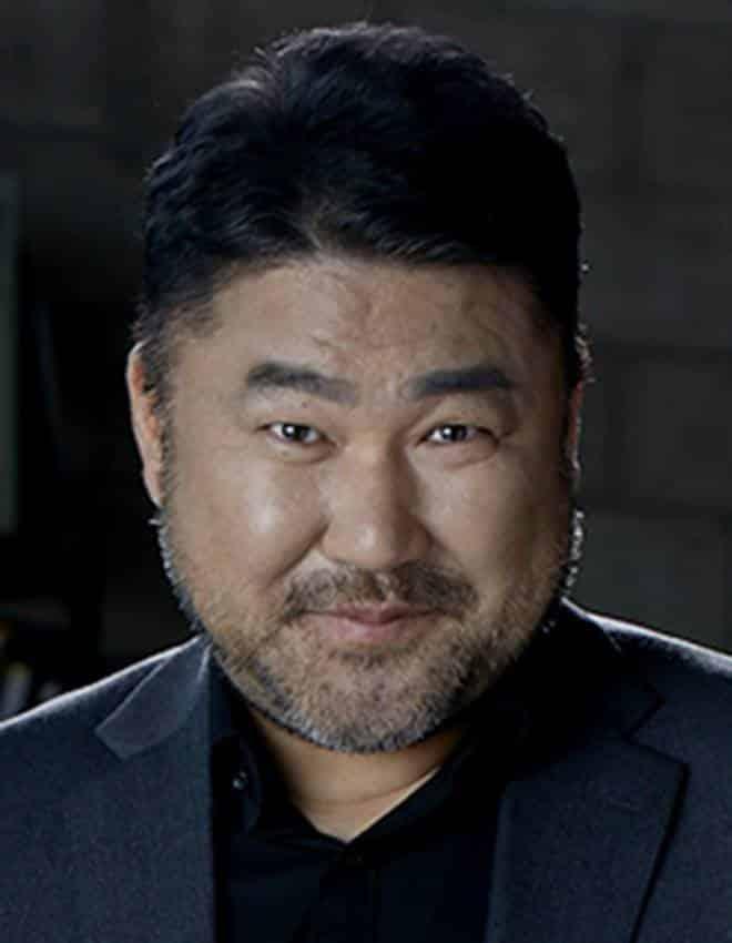 Pemain Memorist Drama Korea - Ko Chang-Seok sebagai pemeran Koo Kyung-Tan