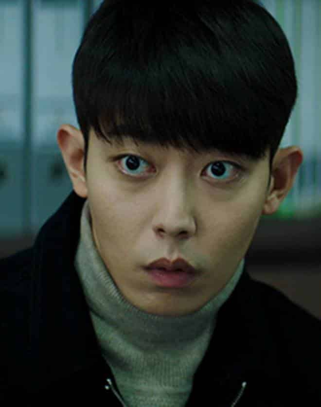 Moon Jung-Ki sebagai pemeran Kwon Won-Jang