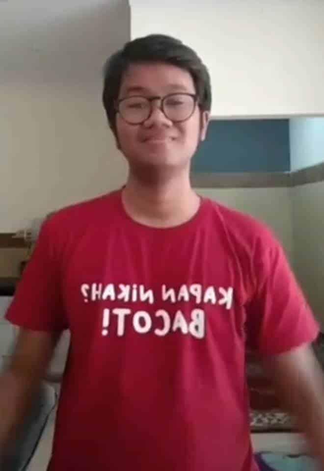 Pemain Sinetron Memet Terlanjur Kaya MNCTV - Yudha Keling pemeran Narto