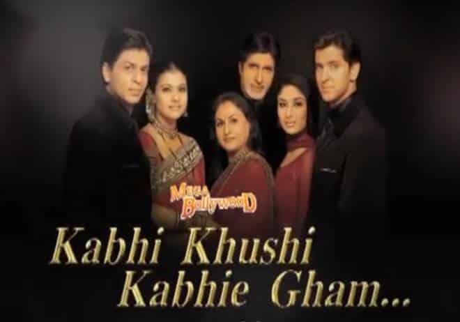 SINOPSIS Film Kabhi Khushi Kabhie Gham