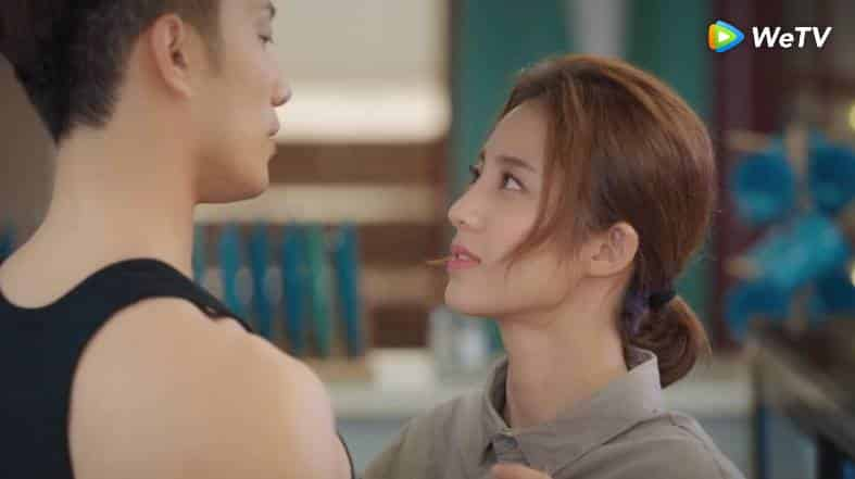 Sinopsis My Girlfriend is an Alien Episode 1 Part 3