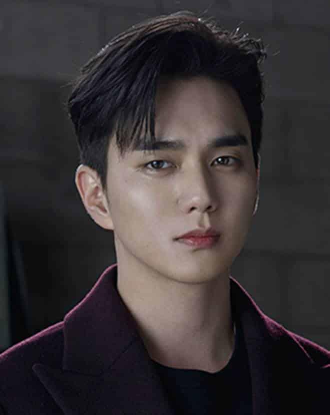 Pemain Memorist Drama Korea - Yoo Seung-Ho sebagai pemeran Dong Baek