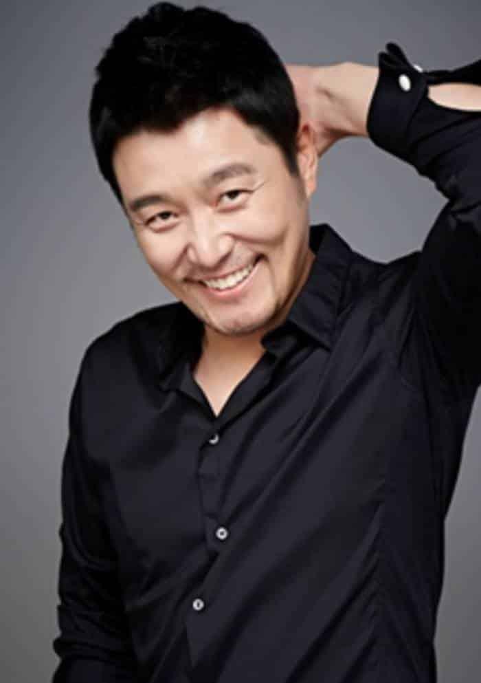 Pemain Good Casting - Lee Sang-Hoon pemeran Tak Sang-Gi