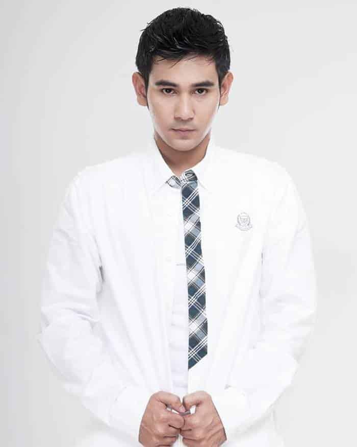 Pemain Heart Series Dulu - Rendy Septino pemeran Dimas