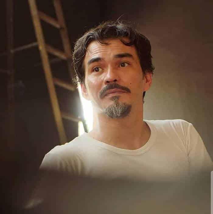 Pemain Inayah - Teddy Syach pemeran Pak Doso