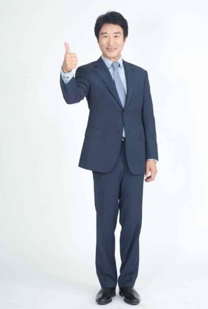 Pemain Once Again - Hong Yo Seob pemeran Yoon Hae Il