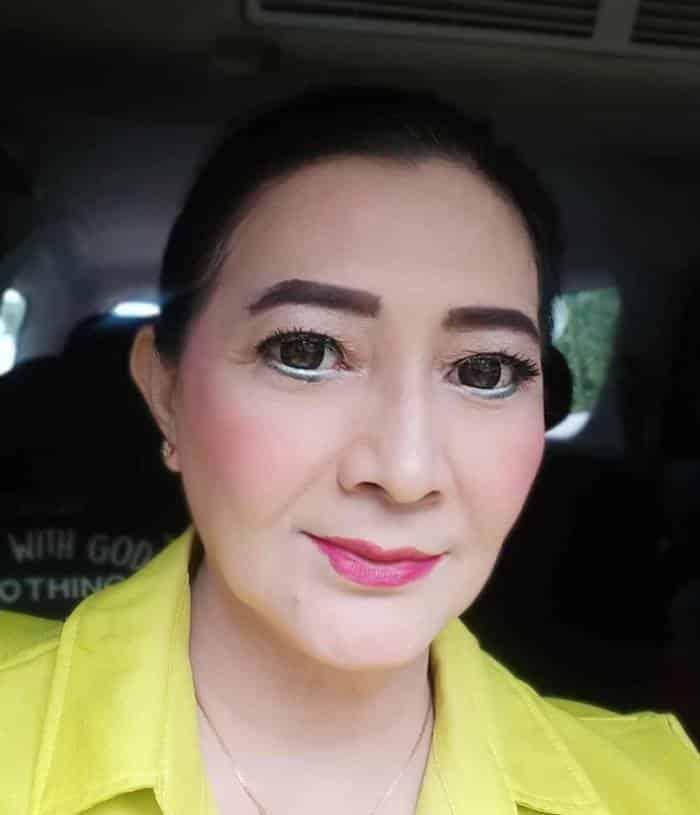 Pemain Amanah Wali 4 - Darty Manulang pemeran Bu Ros
