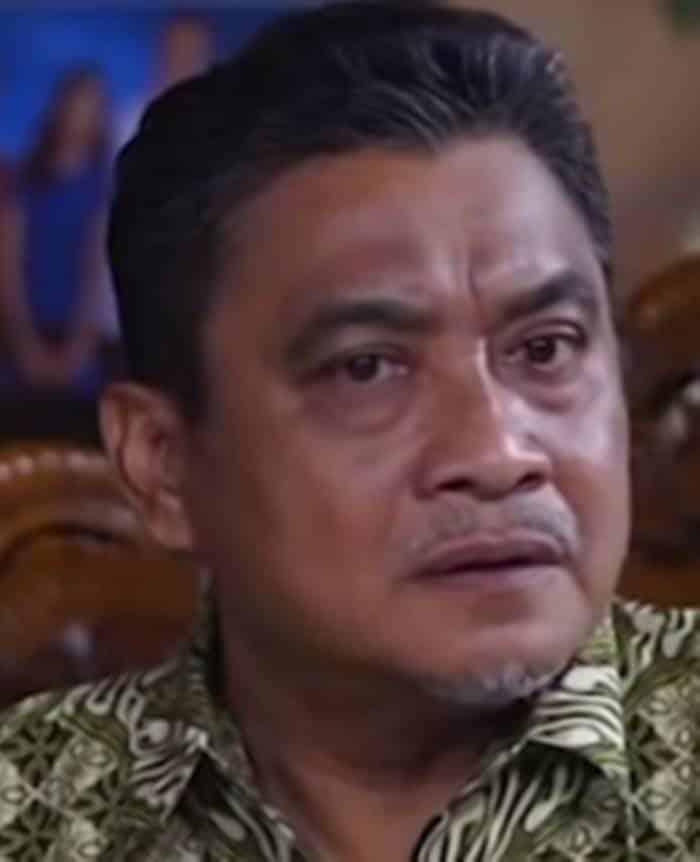 Pemain Cinta Suci - Eddy Riwanto pemeran Saiful