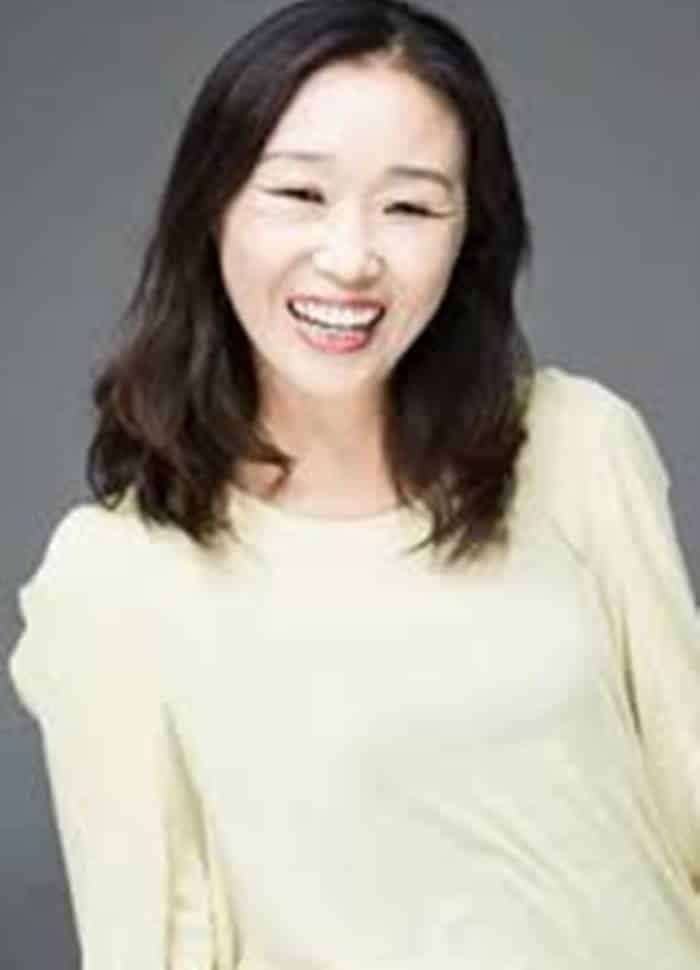 Pemain Dinner Mate - Kwak Soo-Jung