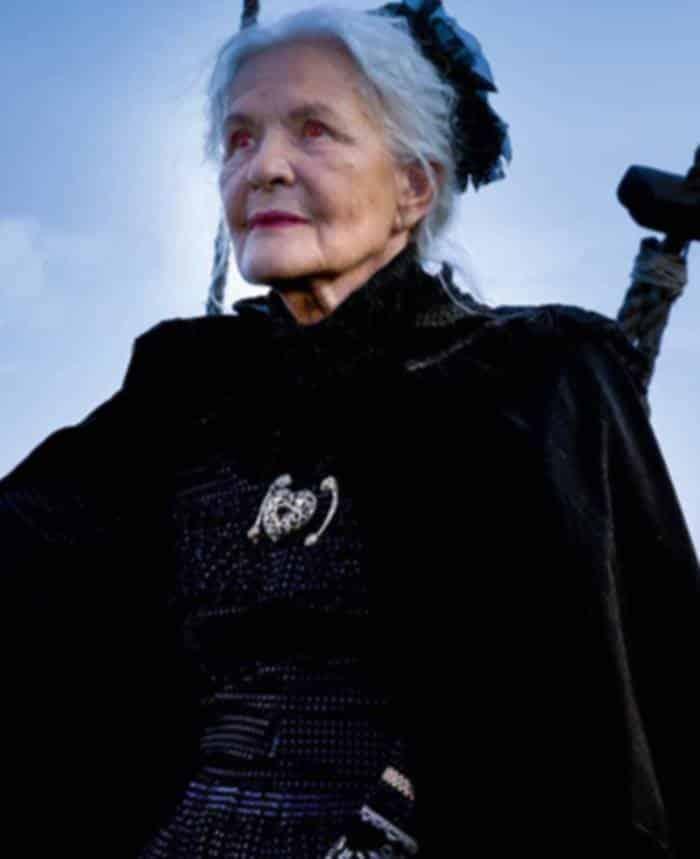 Pemain Heirs of the Night - Hildegard Schmahl pemeran Dame Elina von Vamalia