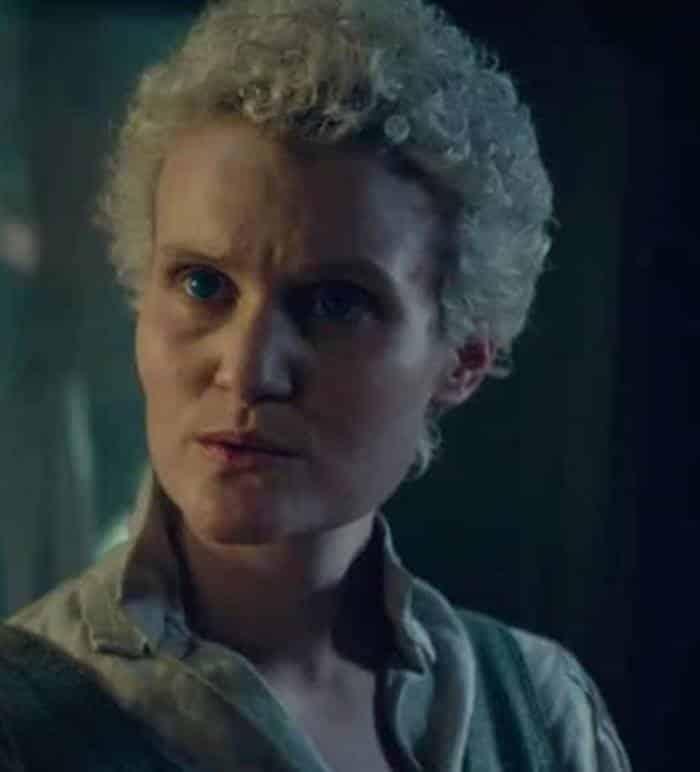 Pemain Heirs of the Night - Lena Kvitvik pemeran Karen af Dracas