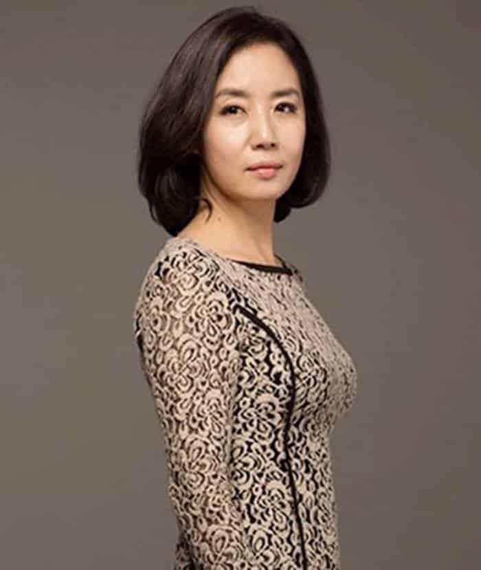 Pemain Soul Mechanic - Jo Kyung-Sook pemeran Jo In-Hye