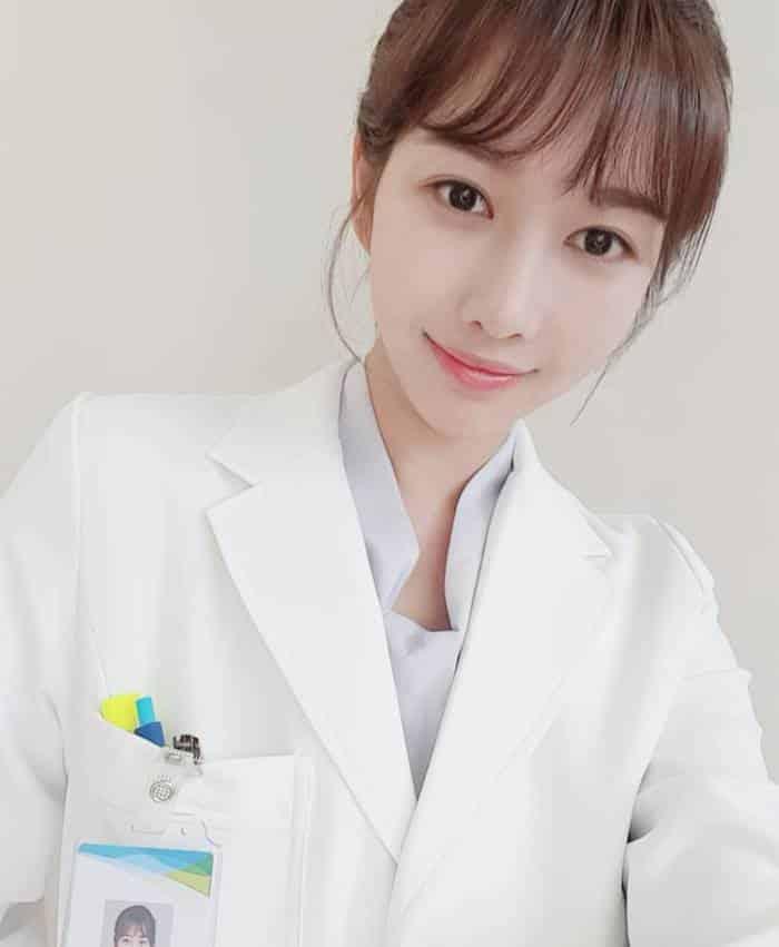 Pemain Soul Mechanic - Kim Ga-Ran pemeran Jang Yoo-Mi