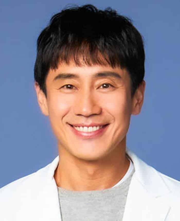 Pemain Soul Mechanic - Shin Ha-Kyun pemeran Lee Shi-Joon