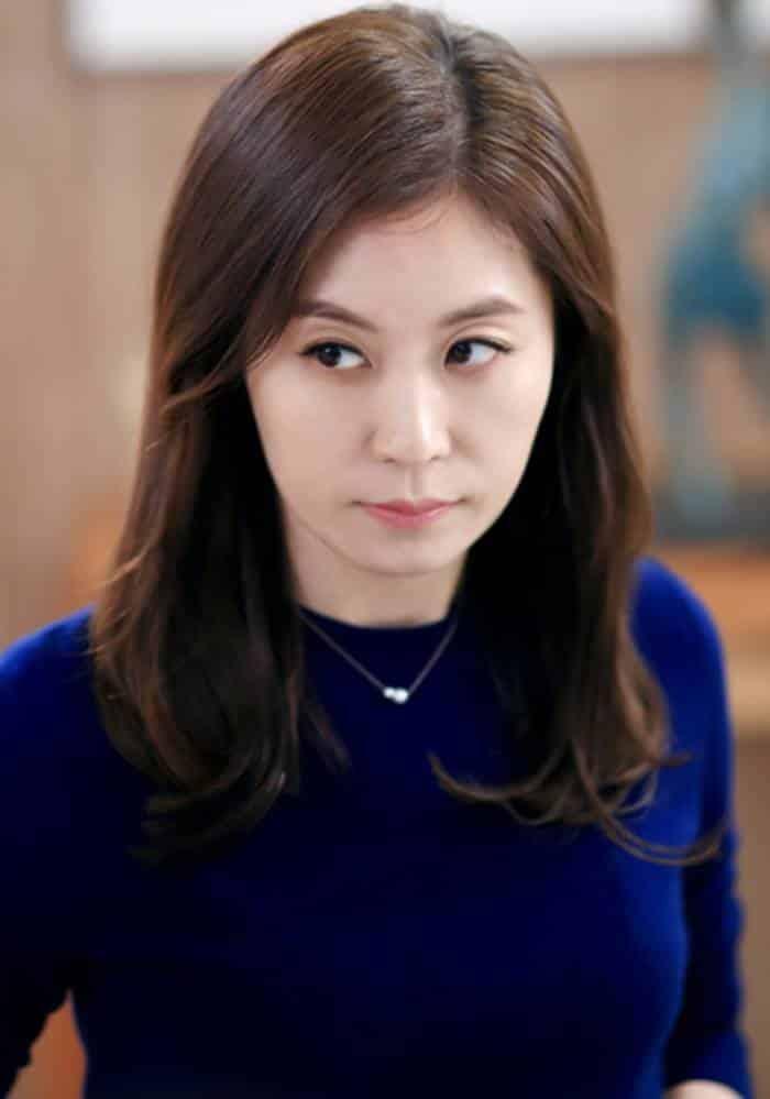 Pemain The Legend of the Blue Sea - Moon So-Ri pemeran Ahn Jin-Joo