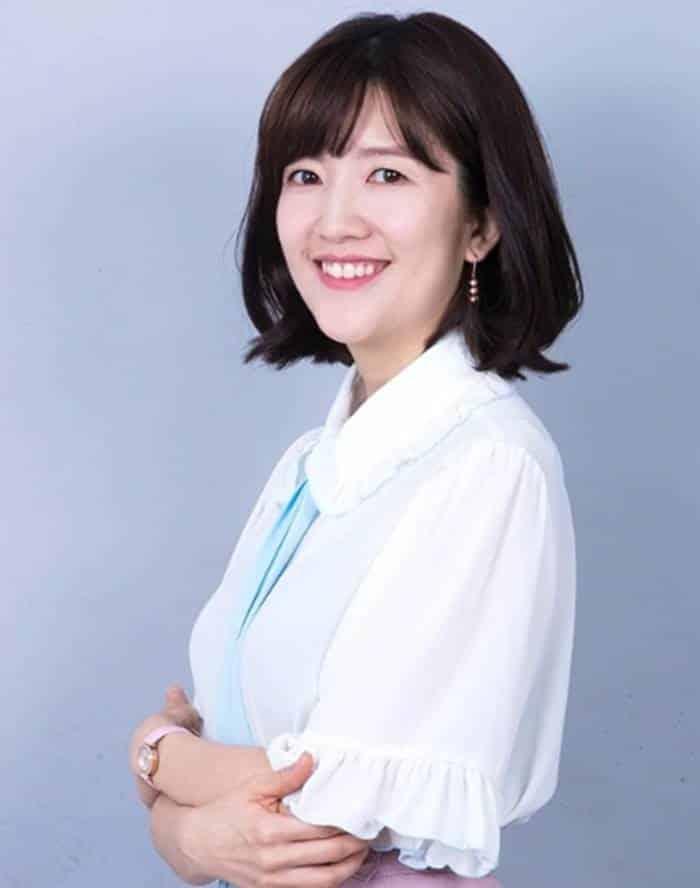 Pemain Touch Your Heart - Jang So-Yeon pemeran Yang Eun-Ji