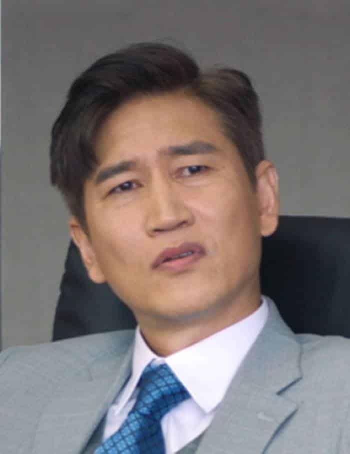 Pemain VIP - Cho Seung-Yeon pemeran Ha Young-Woong