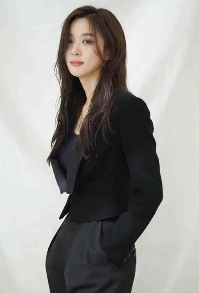 Pemain VIP - Lee Chung-Ah pemeran Lee Hyun-Ah