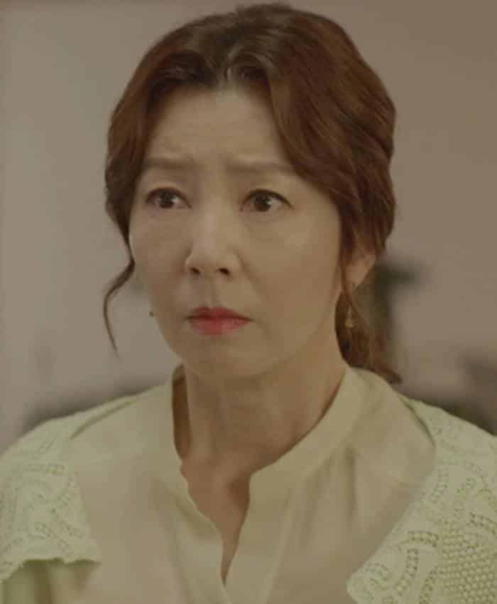 Pemain VIP - Sora Jung pemeran Han Sook-Ja