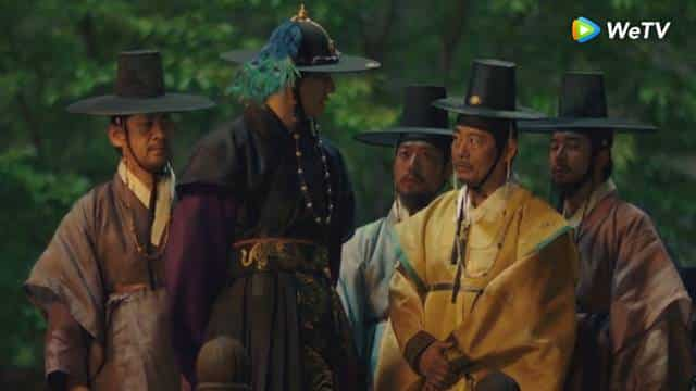 Sinopsis The Legend of the Blue Sea Episode 1