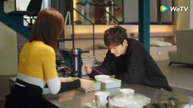Sinopsis The Legend of the Blue Sea Episode 3