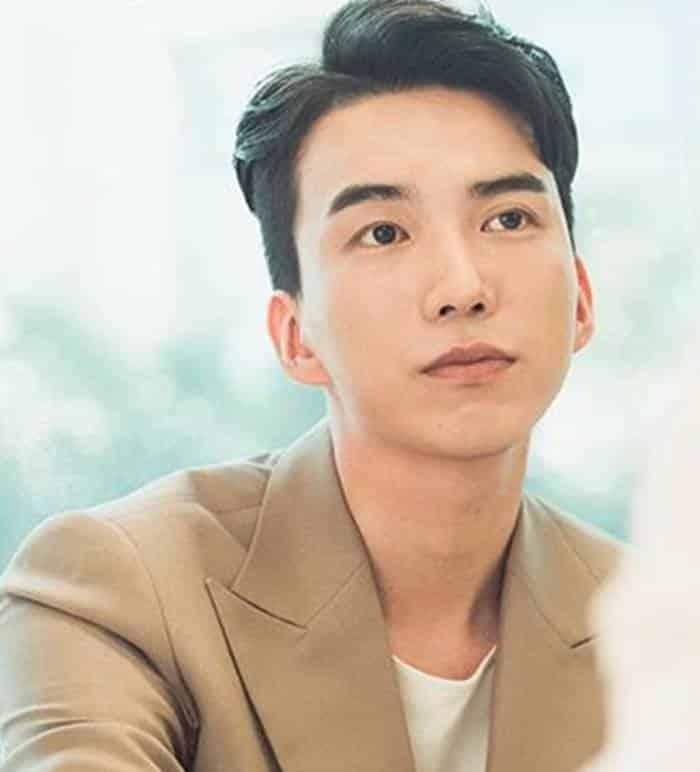 Pemain Backstreet Rookie - Do Sang-Woo pemeran Jo Seung-Joon