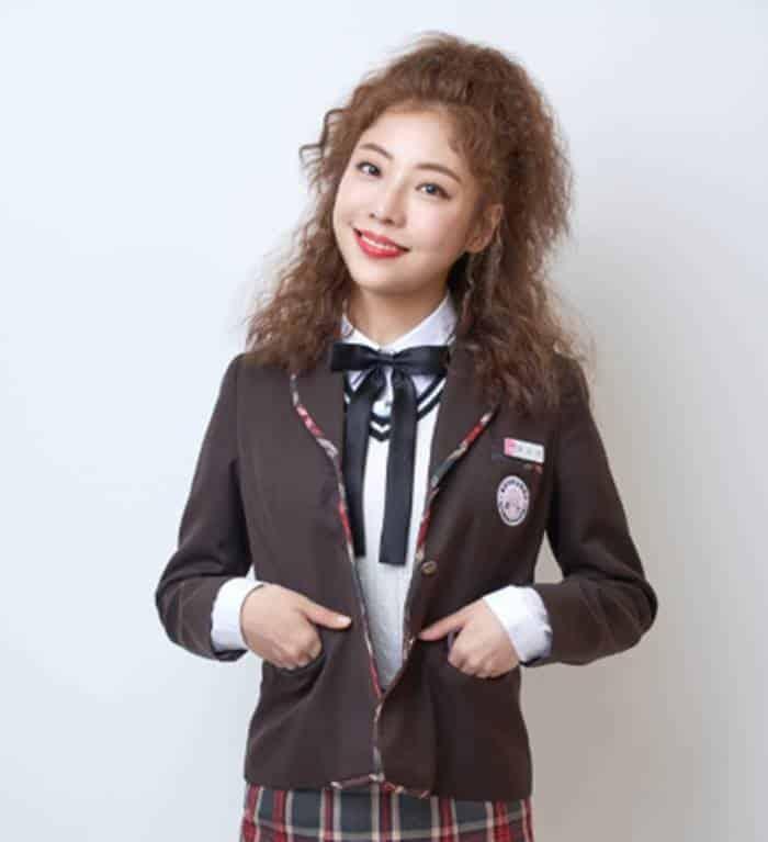 Pemain Backstreet Rookie - Seo Ye-Hwa pemeran Hwang Geum-Bi