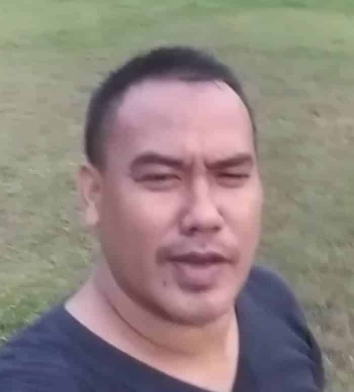 Pemain Bola Koki - Taufik Lala pemeran Ayah Wendi